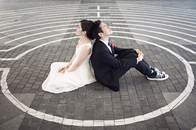 oversea pre wedding hk