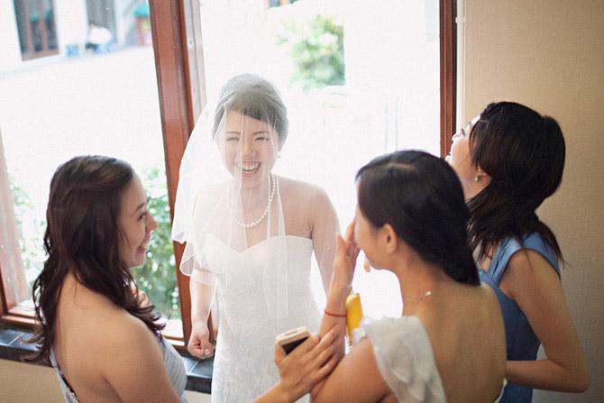 wedding day union church hong kong