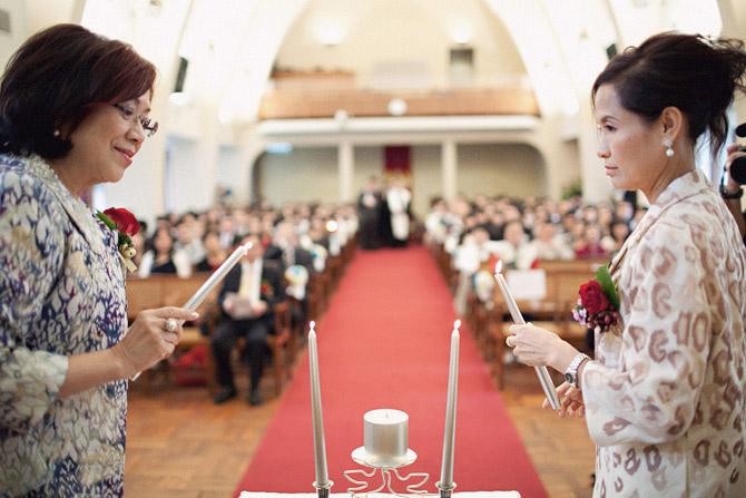 wedding photo union church