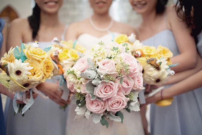 wedding flora flower