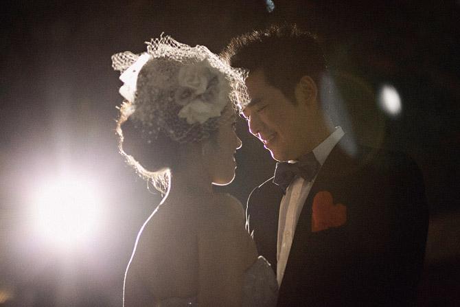 lighting wedding hk