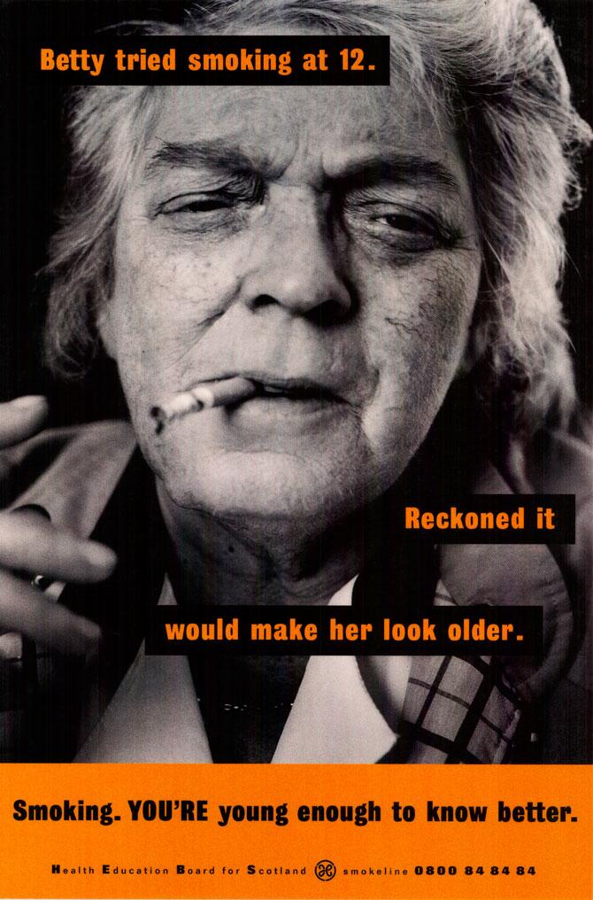 Anti Smoking Byluckbydesign
